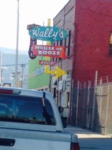 Wallys Booze House